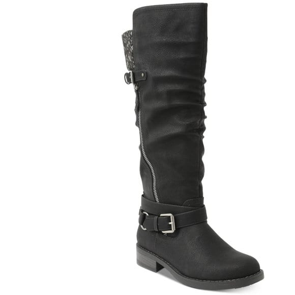 Dash Outfitters - Black Knee High Boots